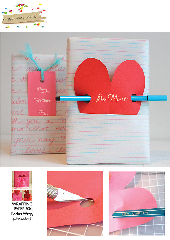 Heart Shaped Writing Paper