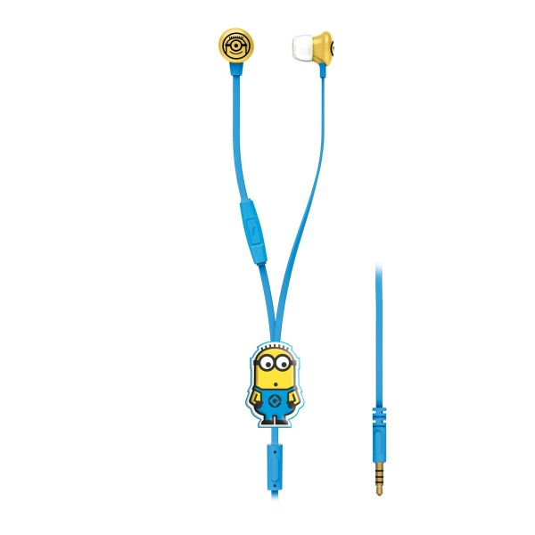 Casti stereo In-ear Despicable Me