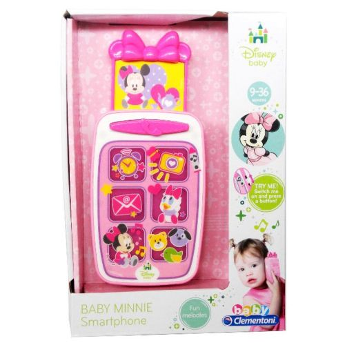 Jucarie Smartphone Minnie Mouse
